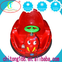 Beautiful Building Funfair Bumper Car For Sale