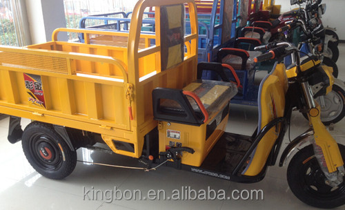 electric three wheelers cargo tricycle electric vehicles for adults