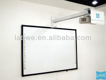 "78"" Real Multi-touch Infrared Electronic Whiteboard for Education and Business"