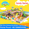 Zhihang Amusement Toys, Indoor Naughty Castle,Indoor Children Playground Candy series
