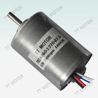 24v electric vehicle brushless dc motor for power tool