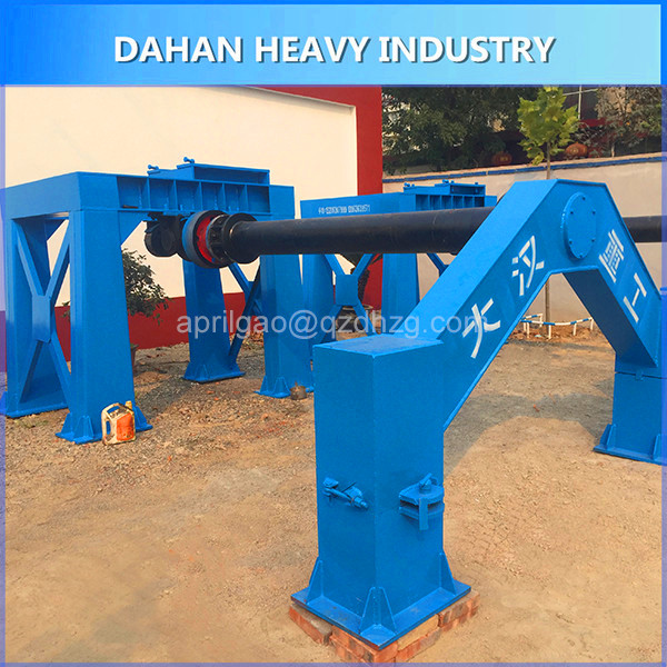 reinforced concrete cement centrifugal spun drainage pipe/tube making machine