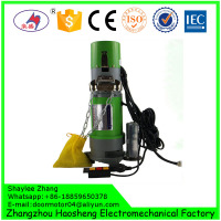 Electric motor rolling garage door opener / motor / operator / door machine