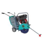 Gasoline pavement floor saw concrete cutting machine