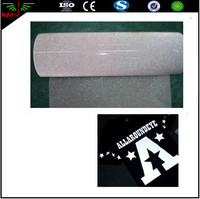 reflective heat transfer plastic vinyl sheet sheeting film for logo