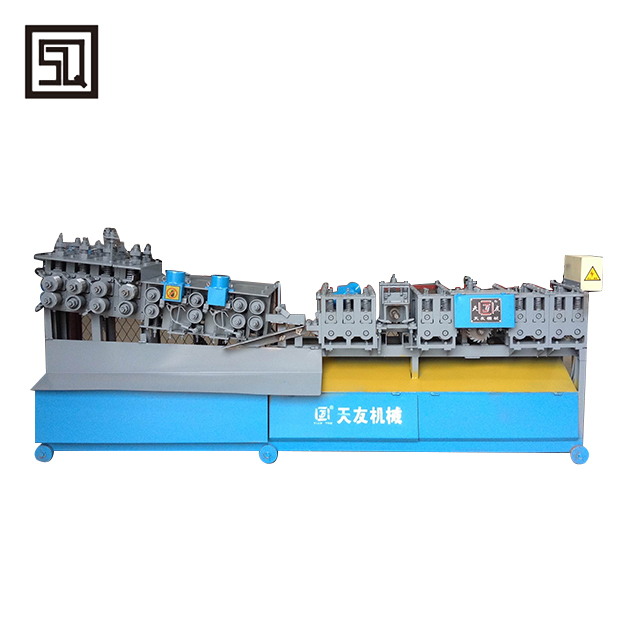 Strand woven bamboo flooring making machine / multifunctional siamese machine for flooring