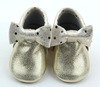 wholesale new arrival baby soft sole genuine leather moccasins shoes