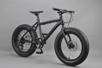 20 inch Fat bike yellow beach cruiser bike