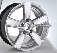 Automotive Wheel Rings With Alloy Wheels