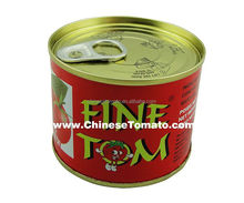 Brix different large quantity tomato paste Tasty halal food natural flavor with better material production plant canned good pur
