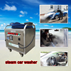 2015 small electric heated car steam washing machine, steam car wash price
