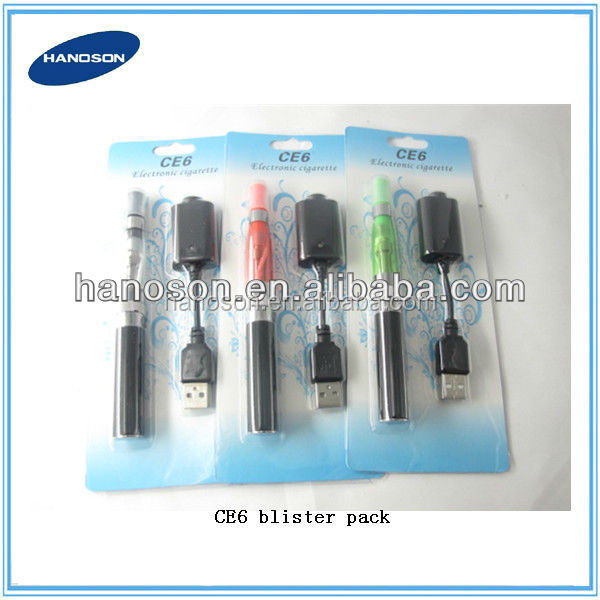 2014 Newest hot selling 650mah/900mah/1100mah ego ce4/ce5/ce6 blister kit