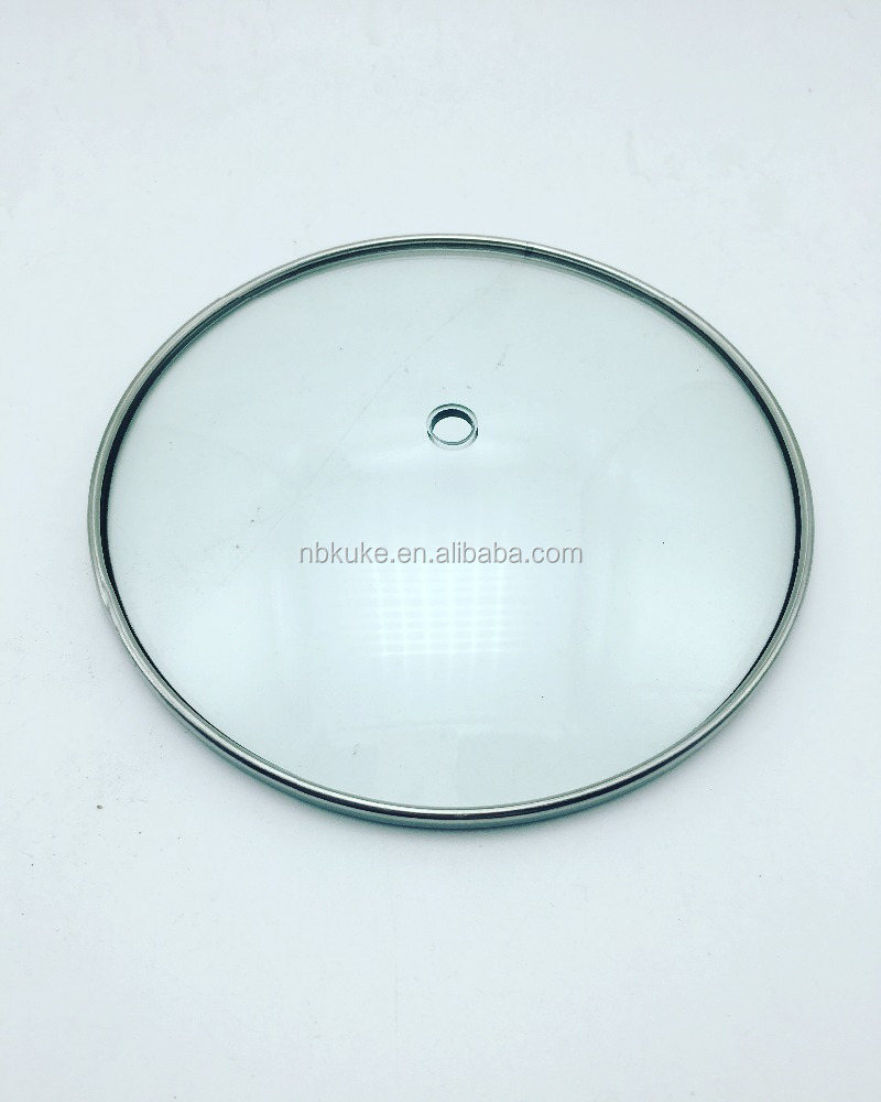 cookware, Clear easy to clean the glass cover ,C shape