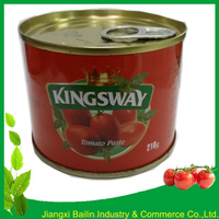 HIGH QUALITY Canned Tomato Paste Exporter
