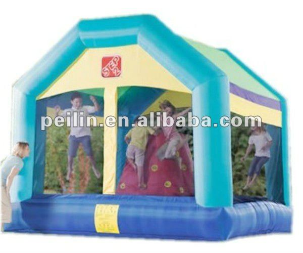 2012 hot sale inflatable funny bounce house