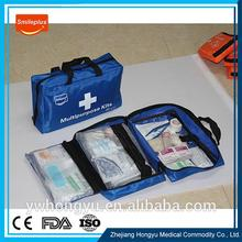 2015 High quality car accident emergency first aid kits