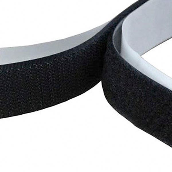 2017 most popular OEM products double-sided adhesive tape round dots self adhesive hook loop dots