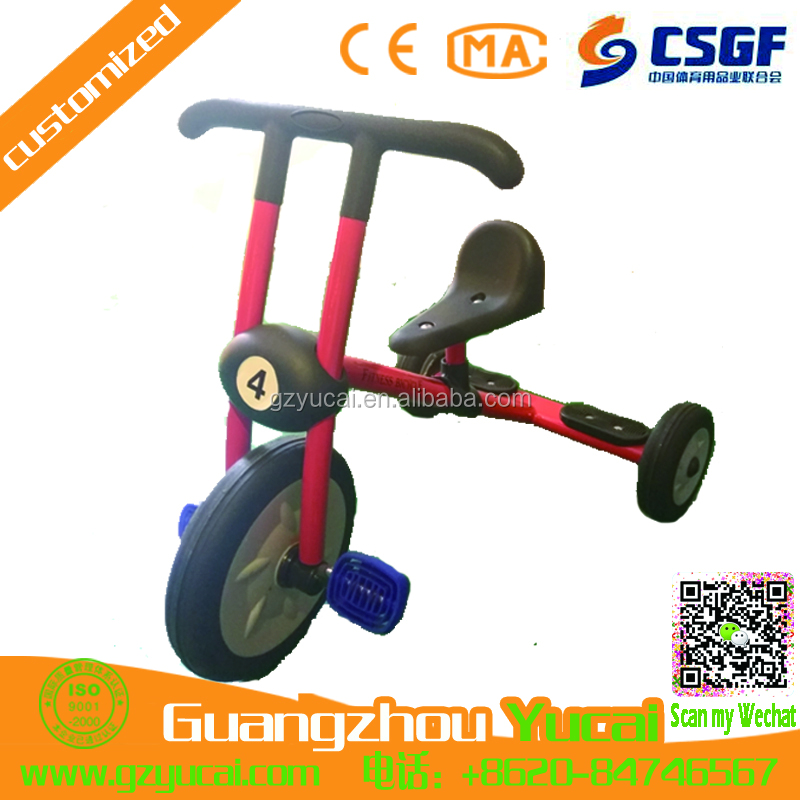 new model good quality with 3-wheelcargo tricycle bike toys for kids