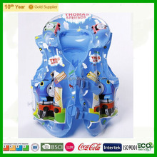Fashion design safety child inflatable life vest/swim set