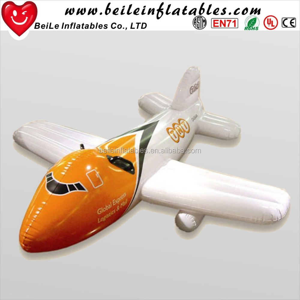 PVC toys inflatable replicas model aircraft