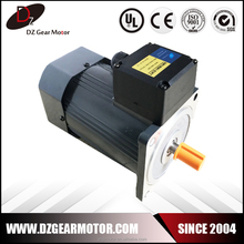 Speed adjustable Electric Motor AC 220V 50/60HZ with Terminal box