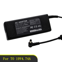 19V3.42A Laptop AC Adapter/Power Supply/Charger Cord For Toshiba 5.5*2.5mm