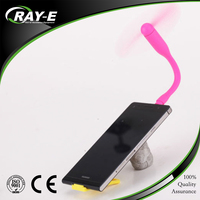 2016 New mini plastic fan blade/electric outdoor mini fan price (android and iphone)