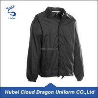 Breathable Water Resistant Black Security Wholesale