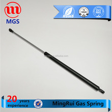 bus use compression gas strut for luggage door