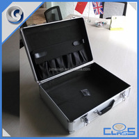 MLDGJ702 High-quality Lockable New Briefcase Professional Aluminum Laptop Case