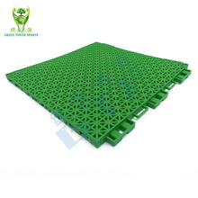 interlocking modular tile flooring for Outdoor/Indoor outdoor plastic flooring sheets