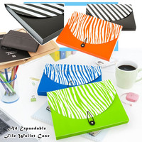 a4 PP printing portable new design file case