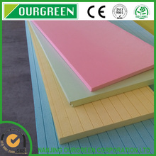 High R Value Thick Extruded Polystyrene