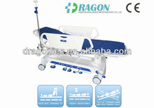 DW-TS003 Hydraulic rise-and-Fall Stretcher Cart emergency stretcher to bed transfer