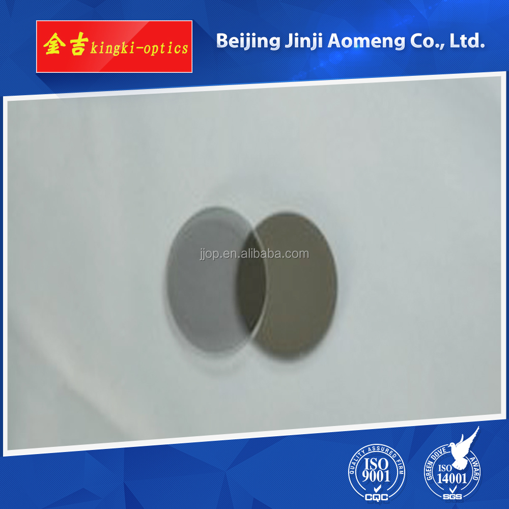 Alibaba China wholesale 3mm-460*460mm bk7 neutral density optical glass filter for laser welding