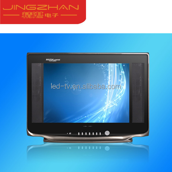 Factory direct sell recycling tube crt tv 21inch crt tv cheap crt tv with certificate