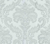 Detai damask design wallpaper pvc wallcovering