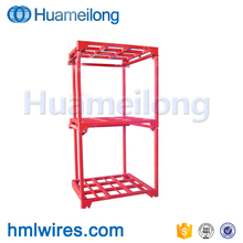 High quality warehouse stackable heavy duty storage pallet racking