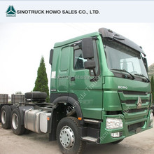 420hp 10 wheeler sinotruk howo low price 6*4 tractor trucks for sale