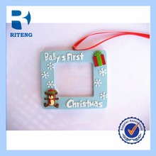 2013 christmas picture frame christmas ornament digital photo frame decorative resin photo frames christmas