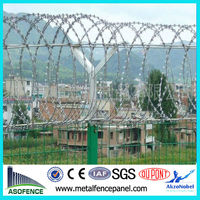 UK USA Market BT022 Razor Wire Coils