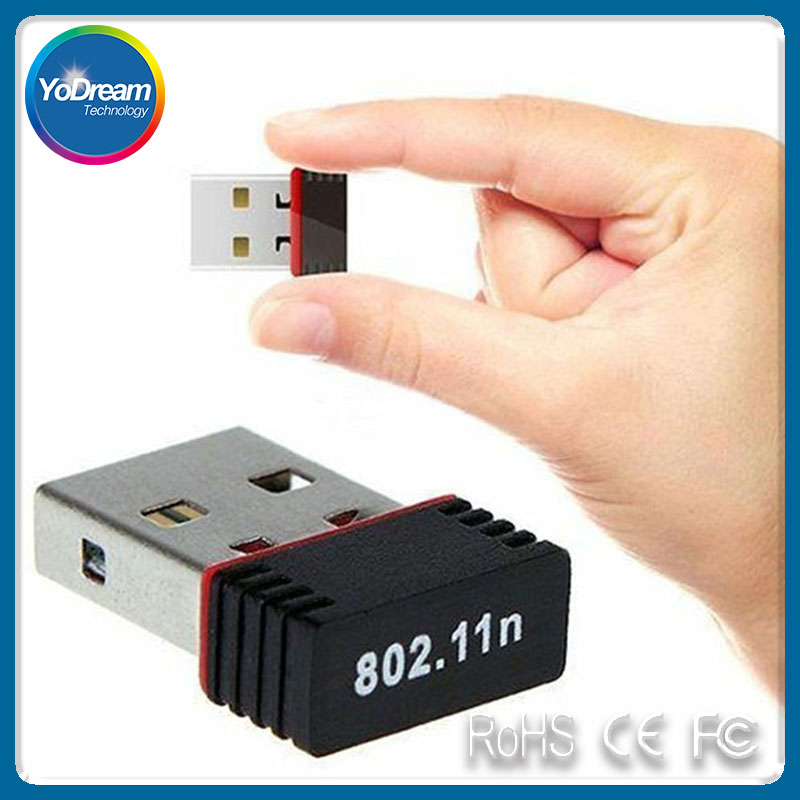 150Mbps Mini WIFI Wireless USB Adapter 802.11 b/g/n driver wireless lan card ralink 5370 chipset Nano Wifi Dongle