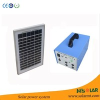 Europe standard mini projects solar power systems