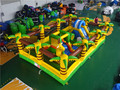 wholesale inflatable amusement park equipment for sale