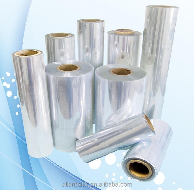 Highly purchasable L type PVC shrink film for packaging
