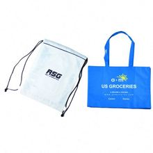New recycle nonwoven insulated cooler bag