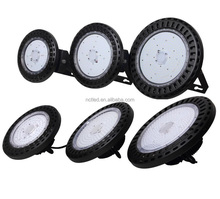 100W 150W 200W UFO LED high bay light IP65 CE SAA led highbay industrial light warehouse shed fixture