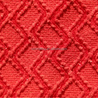 Polyester Spandex Stretch Warp Knit Fabric