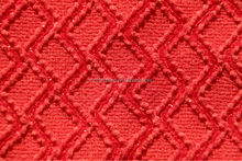 Polyester Spandex Stretch Warp Knit Fabric for women's small suit jacket