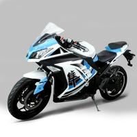 Strong power 8000W electric adult S-dragon Motorcycle